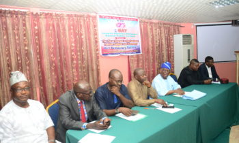 At Integrity Reporters Lecture,Akinadewo, Nyiam, Fanimokun, Others Proffer Solution To Nigeria's Woes