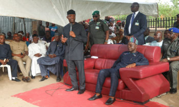 N10b for communities destroyed in violent crisis: you will have reasons to rejoice soon, vp osinbajo tells benue IDPs