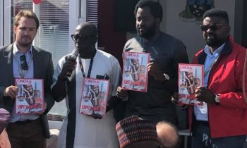LAGOS WOOS FILM MAKERS, UNVEILS MAGAZINE IN CANNES, FRANCE