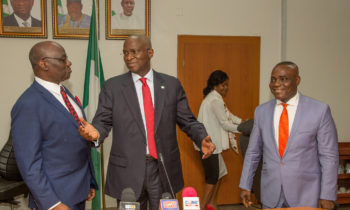 FASHOLA INAUGURATES NERC CHAIRMAN, CHARGES COMMISSION ON CUSTOMER SERVICE