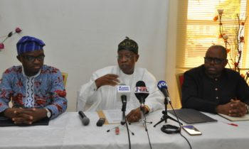 Lai Mohammed seeks tourism writers' support for success of UNWTO/CAF meeting