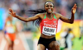 African Senior Athletics Championships: World Champion, Obiri Set To Light Up Asaba