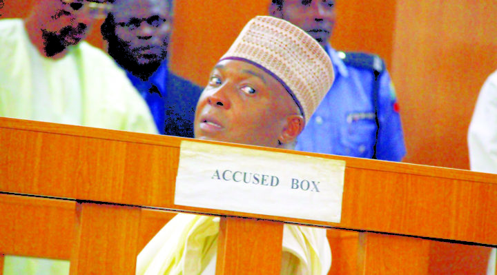 Saraki On The Road To Prison?