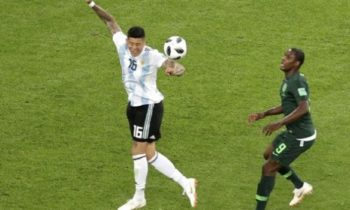 Nigeria vs Argentina: I don't know why I didn't award penalty to Nigeria – Turkish referee Speaks
