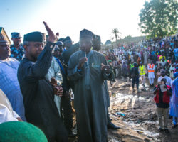 VP osinbajo Visits Katsina Condoling Over Jibia Tragic Flooding