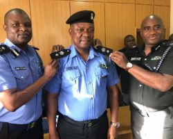 Police Commission Elevates Sup Philip Rieninwa Of IGP-IRT Lagos Command