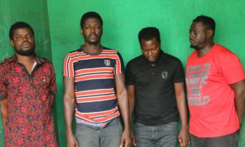 Police Dismissed Four SARS Operatives, Charge Them To Court.