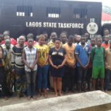 LASG Arraigns 50 Suspects Over Attack And Vandalization Of Government Equipment.