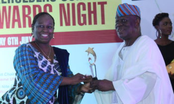 Eko Club receives innovative social brand of the year award