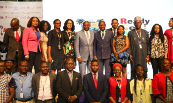 Ambode Gives N10million Seed Fund To Best Three Ready.SET.Work Graduates