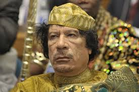 Five billion Euros missing from frozen Muammar Gaddafi's accounts in Belgium