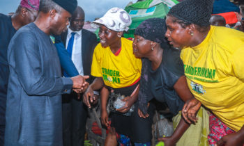 FG Expands Tradermoni Scheme To Three Additional Markets In Lagos