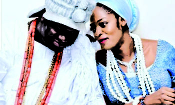 Finally, Ooni finds love