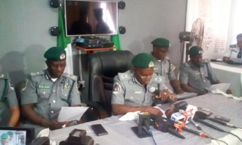 Customs Arrest 10 Smugglers, Generates N22bn In Eleven Months