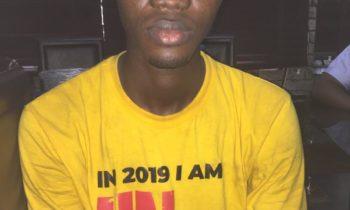 Police Arrests Suspected Fraudster Posing As MFM Overseer, Others