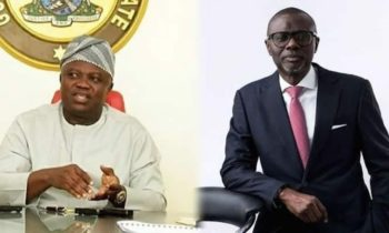 Ambode Congratulates Sanwo-Olu, Assembly Members On Election Victory