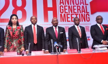Zenith Bank's Improved PBT of N232 Billionexcites Shareholders, With Dividend Offer Of N2.80 Per Share
