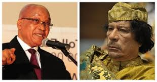 I Owe Millions In Legal Fees, Ex-President Zuma Wails, Denies Keeping Ghadafi's $30m