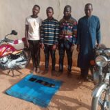 Police arrest Kidnappers Terrorizing Katisna,Sokoto,Zamfaraand Kaduna State