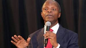 Extreme poverty among our people keeps me up at night – Osinbajo