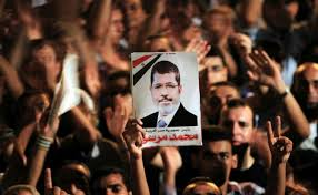 Egypt's Former President Mohamed Morsi Buried In Cairo